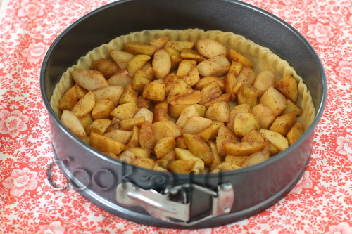яблочно-грушевая начинка