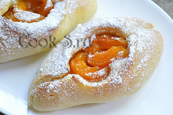 Пирожки в духовке с абрикосами рецепты