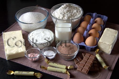 Праздничный торт своими руками рецепт с фото фото 76