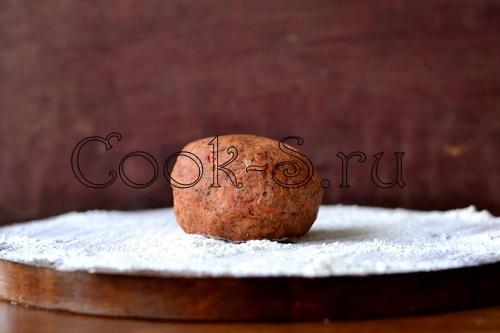 сырное тесто