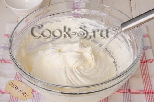 крем для торта красный бархат