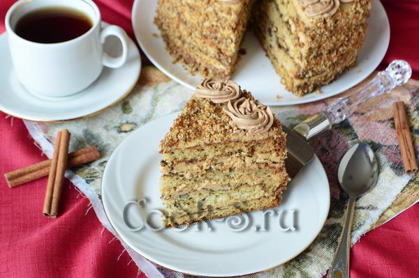торт мужской идеал рецепт