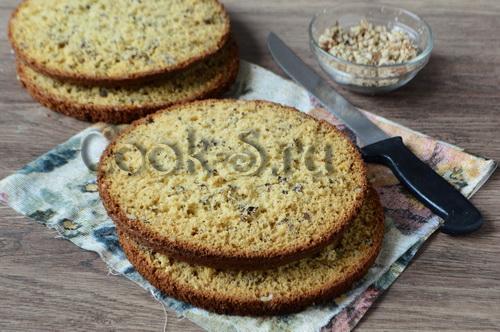 Рецепт торта идеал с пошагово