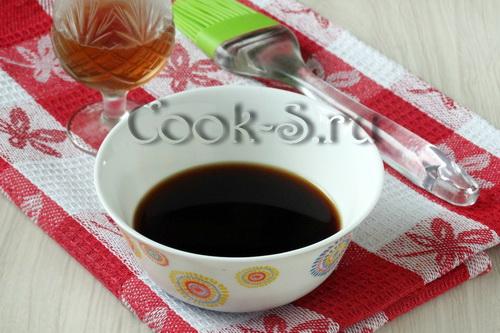 кофейная пропитка для торта