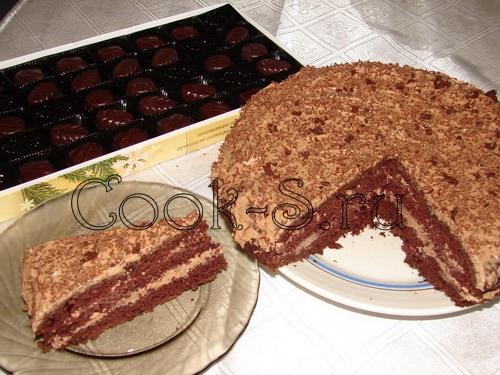 Рецепт торта в домашних условиях без духовки 17
