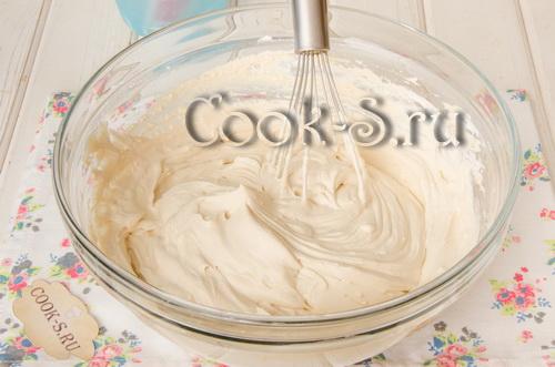 крем для торта тирамису