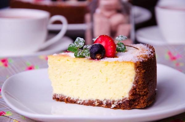 пирог сырник