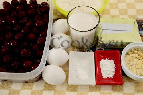 венский пирог - ингредиенты