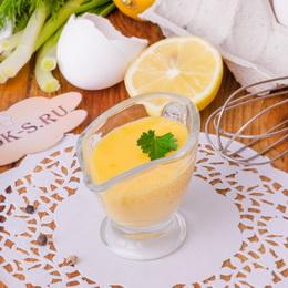 Голландский соус классический рецепт