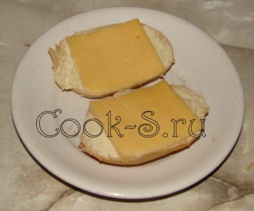 Бутерброды с сыром из Апелдорна.  Шмёрребрёд.