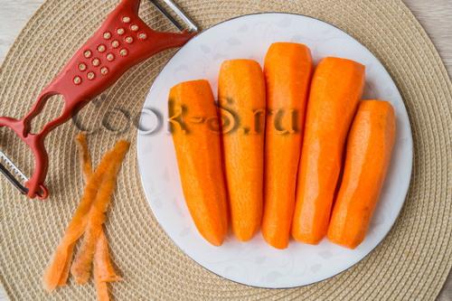 Как сделать корейскую морковку дома