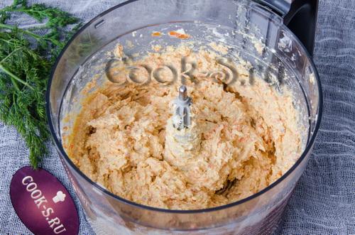 Рецепт паштет из сельди с плавленным сыром