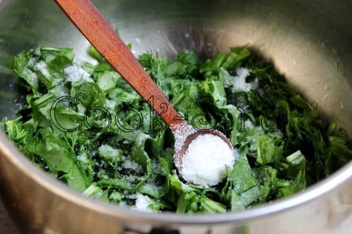 Замороженный укроп 2 в 1 – кулинарный рецепт