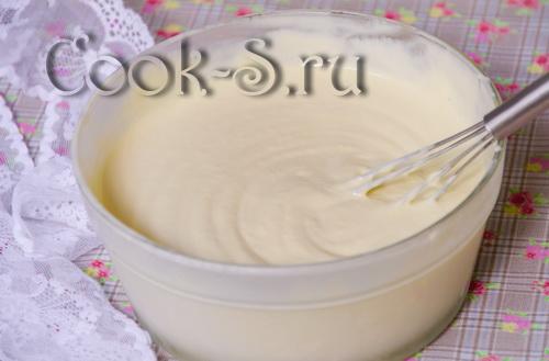 """Закуска """"Креветки с томатным мороженым"""" – кулинарный рецепт"""