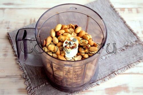 Печенье из арахисовой муки – кулинарный рецепт