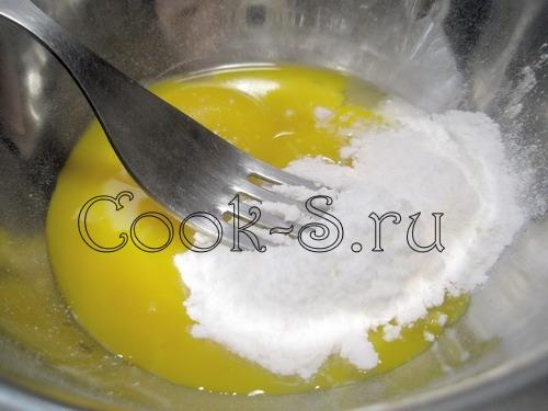 Нежный клафути с вишней – кулинарный рецепт