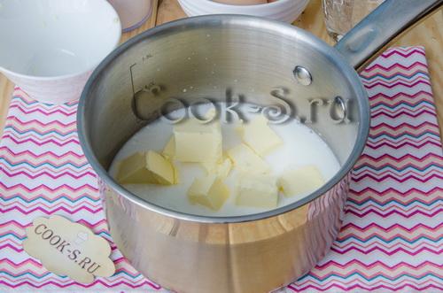 Пирожные из кулича, пошаговый рецепт с фото