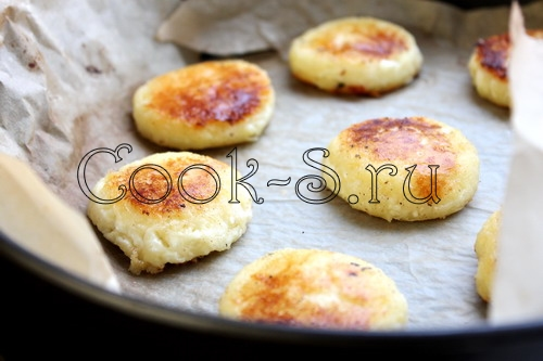 """Сырники """"Обычные-необычные"""" – кулинарный рецепт"""