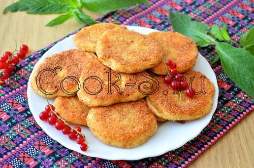 """Сырники на новый лад """"Чиздыкеры"""" – кулинарный рецепт"""