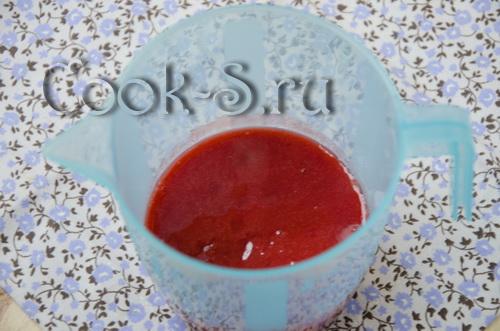 """Закусочный торт с муссом из ветчины """"Еловая лапка"""" – кулинарный рецепт"""