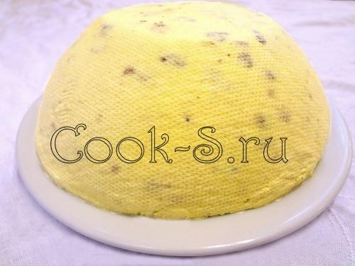 Венгерский творожный пирог – кулинарный рецепт