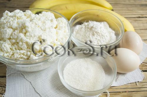 Воздушное суфле из бананов и ананаса – кулинарный рецепт