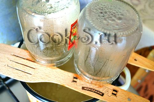 Консервация черешни без сахара – кулинарный рецепт