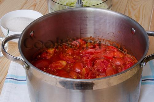 домашний кетчуп на зиму из помидор