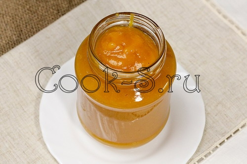 Чиа-джем из морской капусты и клюквы, пошаговый рецепт с фото