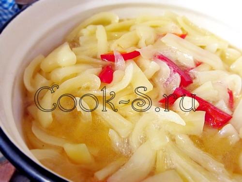 Перец болгарский - рецепты