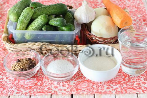 Жаркое с маринованными огурцами в горшочках – кулинарный рецепт