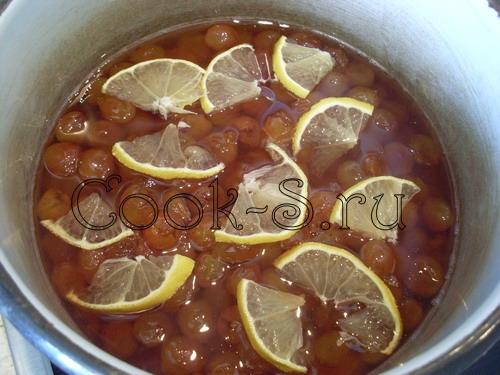 Ликер из черешни, пошаговый рецепт с фото