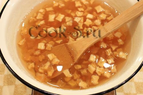 Варенье из дыни, пошаговый рецепт с фото