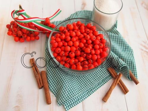 Блюда из рябина красная — pic 9