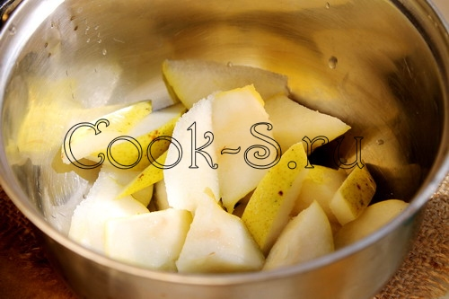 """Напиток с мякотью """"Осеннее золото"""" – кулинарный рецепт"""