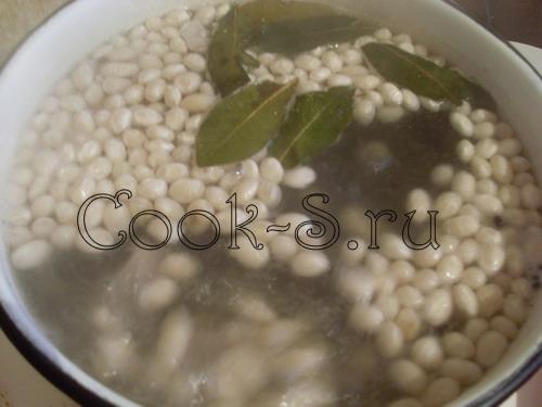 Фасолевый суп с фрикадельками, пошаговый рецепт с фото