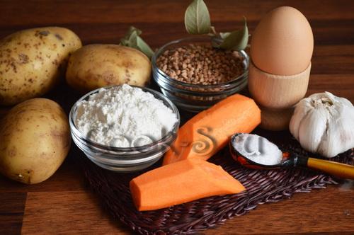 Тушеная курица с галушками – кулинарный рецепт