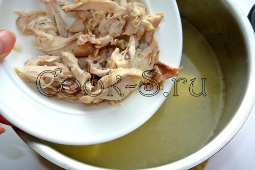 Суп из авокадо, пошаговый рецепт с фото