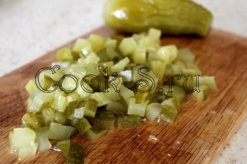 """Рассольник """"Зелёный"""" с цветной капустой – кулинарный рецепт"""