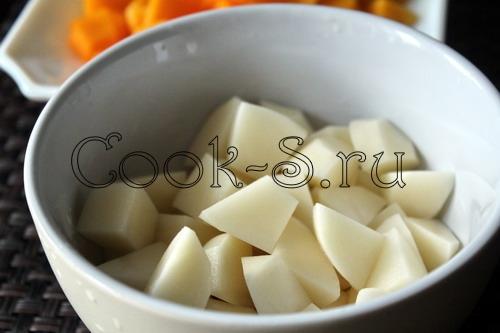 Суп из тыквы – кулинарный рецепт
