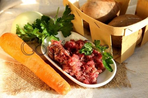 Свекольник с фрикадельками – кулинарный рецепт