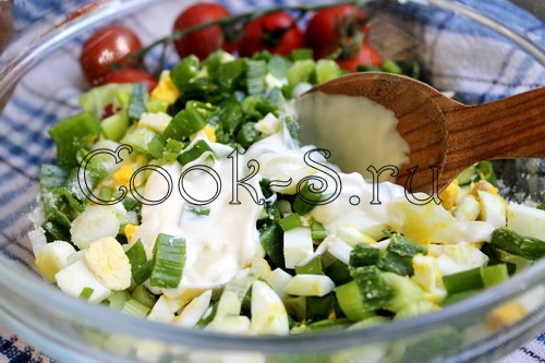 Салаты с яйцами, рецепты с фото: 224 рецепта салатов из яиц