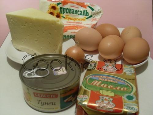 Салат Мимоза с яблоком, пошаговый рецепт с фото