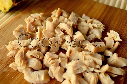 Черные равиоли с кальмарами и креветками, пошаговый рецепт с фото