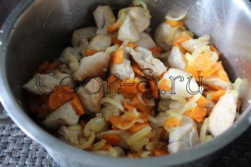 Тушеная курица в банке – кулинарный рецепт