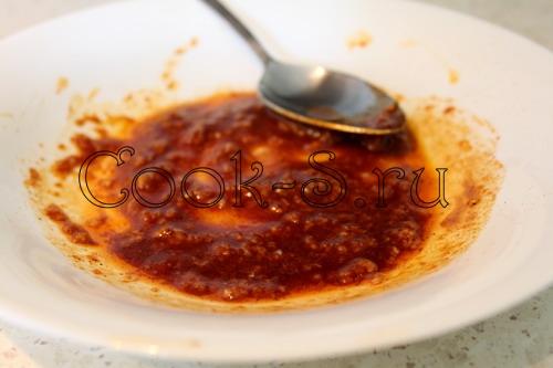 Куриное филе с грибами и кабачковой запеканкой – кулинарный рецепт
