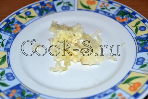 """Рулет закусочный """"На усладу зверю"""" – кулинарный рецепт"""