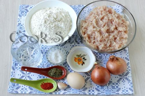 Сытные розочки – кулинарный рецепт