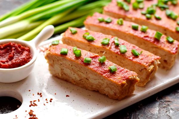 мясной хлеб рецепт с фото