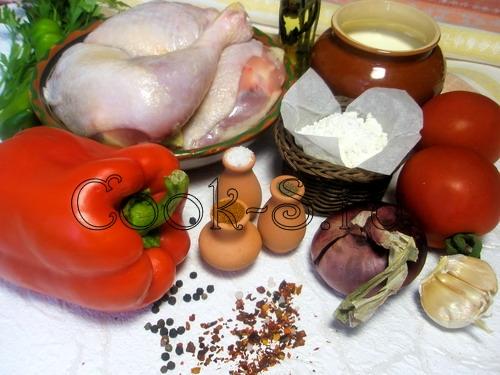 Паприкаш из телятины, пошаговый рецепт с фото